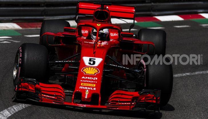 F1 2019 GP Monaco, prove libere: Mercedes in vetta con Hamilton davanti a Bottas, Vettel terzo - Foto 19 di 32