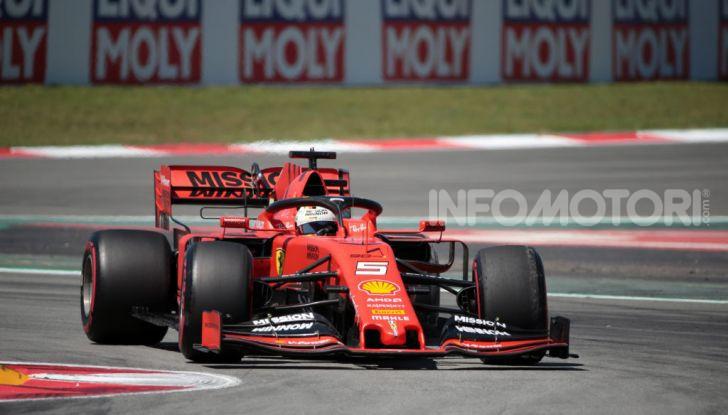 F1 2019 GP Spagna, qualifiche: Bottas il più veloce a Barcellona davanti a Hamilton, le Ferrari staccate - Foto 12 di 15