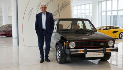 Volkswagen Golf Eterna, il mito di Golf con Giorgetto Giugiaro e l'Italdesign