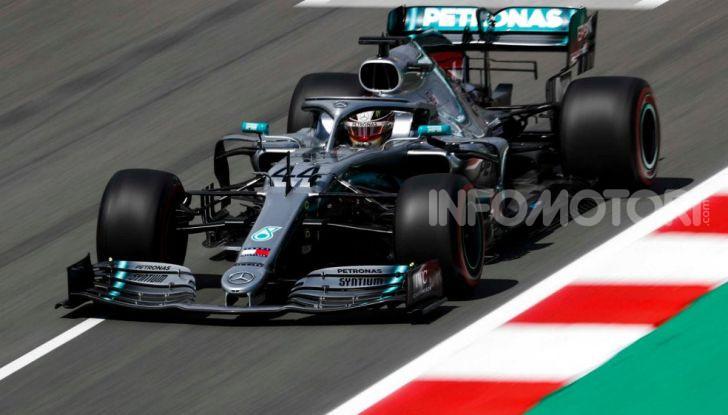 F1 2019 GP Spagna: Hamilton e la Mercedes invincibili a Barcellona, le Ferrari fuori dal podio - Foto 8 di 15