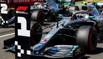 F1 2019 GP Spagna, qualifiche: Bottas il più veloce a Barcellona davanti a Hamilton, le Ferrari staccate