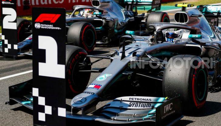 F1 2019 GP Spagna, qualifiche: Bottas il più veloce a Barcellona davanti a Hamilton, le Ferrari staccate - Foto 1 di 15