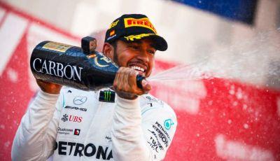 F1 2019 GP Spagna: Hamilton e la Mercedes invincibili a Barcellona, le Ferrari fuori dal podio