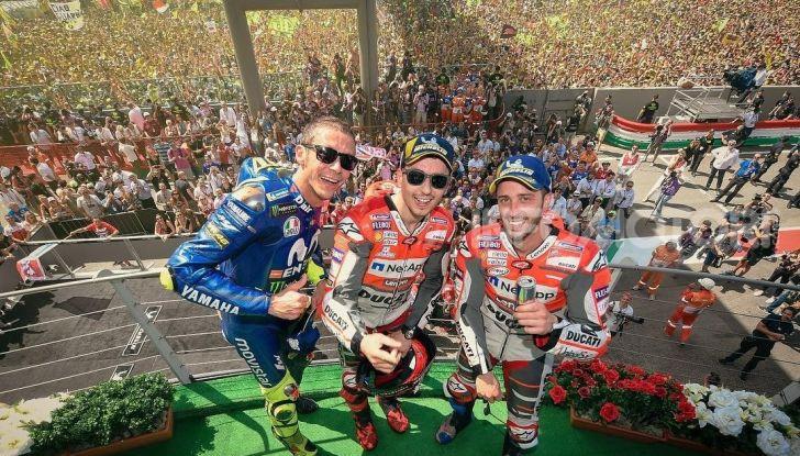 MotoGP 2019 GP d'Italia, Mugello: le dichiarazioni dei piloti - Foto 21 di 22