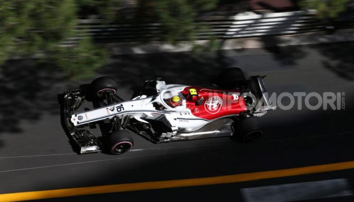 F1 2019 GP Monaco, prove libere: Mercedes in vetta con Hamilton davanti a Bottas, Vettel terzo - Foto 27 di 32