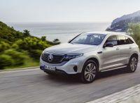Mercedes EQC, prezzi e allestimenti del SUV elettrico