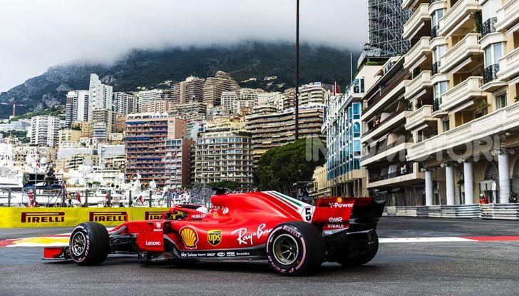 F1 2019 GP Monaco, prove libere: Mercedes in vetta con Hamilton davanti a Bottas, Vettel terzo - Foto 20 di 32