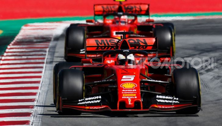 F1 2019 Test Barcellona, Day 1: Bottas e la Mercedes al top davanti a Leclerc e Kvyat - Foto 2 di 20