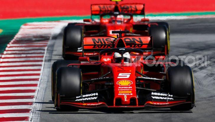 F1 2019 Test Barcellona, Day 2: Mazepin e la Mercedes davanti a tutti, Fuoco terzo con la Ferrari seguito da Leclerc - Foto 2 di 20