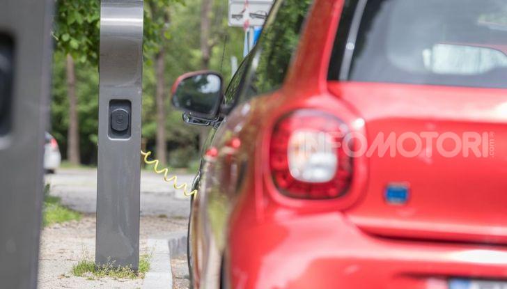 [VIDEO] Prova smart EQ fortwo e forfour: le due chiavi della città - Foto 13 di 36