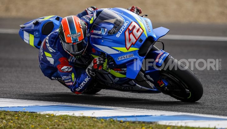MotoGP 2019 GP di Francia, Le Mans: Vinales e la Yamaha dominano le libere del venerdì, Rossi in difficoltà - Foto 7 di 19