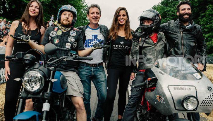 The Reunion 2019: a Monza il festival dedicato a custom e cafè racer - Foto 3 di 9