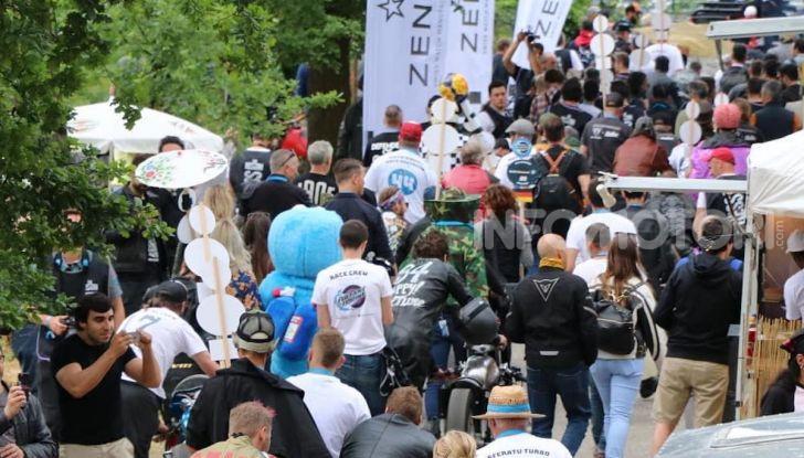 The Reunion 2019: a Monza il festival dedicato a custom e cafè racer - Foto 5 di 9