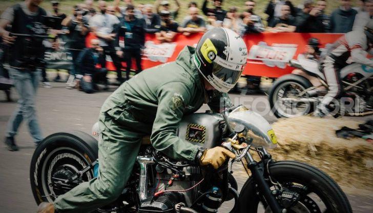 The Reunion 2019: a Monza il festival dedicato a custom e cafè racer - Foto 8 di 9