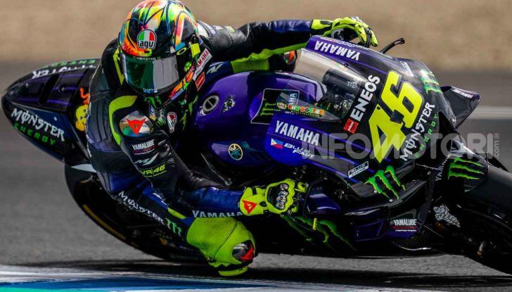 MotoGP 2019 GP di Francia, Le Mans: Vinales e la Yamaha dominano le libere del venerdì, Rossi in difficoltà - Foto 5 di 19