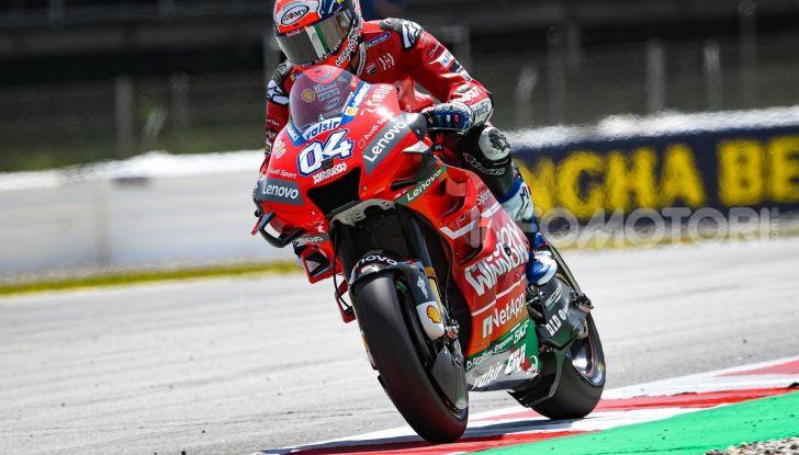 MotoGP 2019 GP di Spagna: Quartararo beffa Marquez e centra la pole a Barcellona, quinto Rossi davanti a Dovizioso - Foto 11 di 23