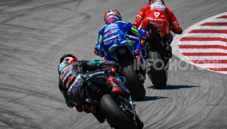 MotoGP 2019 GP di Spagna, Barcellona: Quartararo il più veloce nelle libere davanti a Dovizioso e Nakagami. Rossi settimo - Foto 4 di 23
