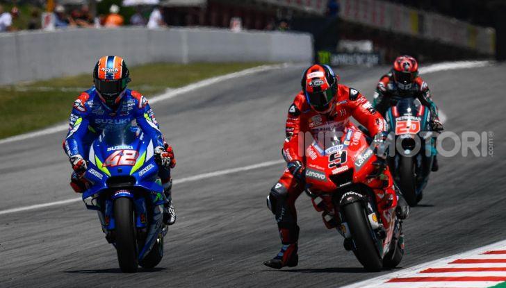 MotoGP 2019 GP di Spagna: Quartararo beffa Marquez e centra la pole a Barcellona, quinto Rossi davanti a Dovizioso - Foto 3 di 23
