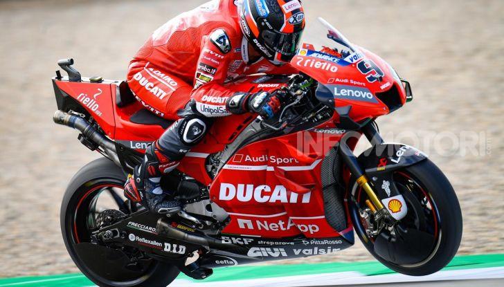 MotoGP 2019 GP d'Olanda: Quartararo mette in riga Vinales e centra la pole ad Assen. 7° Petrucci, male Dovizioso e Rossi - Foto 7 di 13