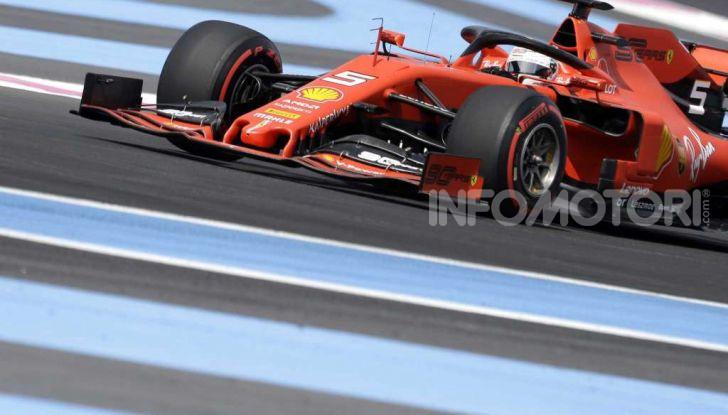 F1 2019 GP di Francia, Paul Ricard: Hamilton vola in qualifica con la Mercedes davanti a Bottas e Leclerc, Vettel solo settimo - Foto 10 di 14