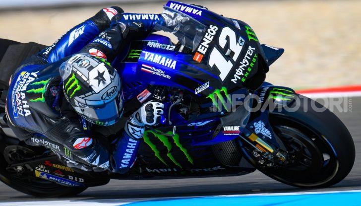 MotoGP 2019 GP d'Olanda, Assen: Vinales torna al successo con la Yamaha davanti a Marquez. Quarto Dovizioso, Rossi a terra - Foto 1 di 13
