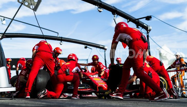 F1 2019 GP di Francia: l'anteprima Pirelli con dati e tecnica dal Paul Ricard - Foto 13 di 14