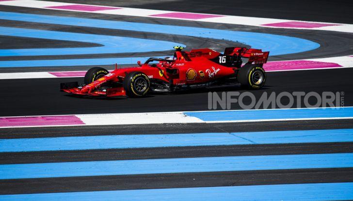 F1 2019 GP di Francia, Paul Ricard: Hamilton vola in qualifica con la Mercedes davanti a Bottas e Leclerc, Vettel solo settimo - Foto 12 di 14