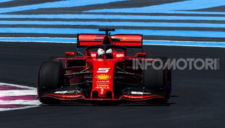 F1 2019 GP di Francia, Paul Ricard: Hamilton vola in qualifica con la Mercedes davanti a Bottas e Leclerc, Vettel solo settimo - Foto 9 di 14