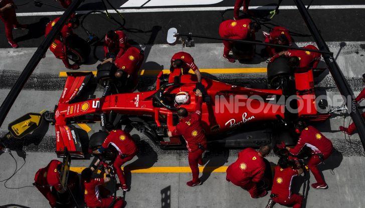 F1 2019 GP Canada, Montreal: la Ferrari risorge con Leclerc davanti a Vettel, Hamilton a muro - Foto 4 di 14