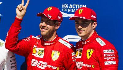 F1 2019 GP Francia, Paul Ricard: l'anteprima Ferrari con Vettel e Leclerc