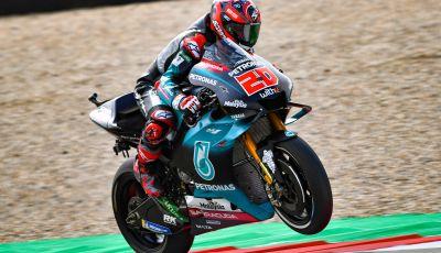 MotoGP 2019 GP d'Olanda: Quartararo mette in riga Vinales e centra la pole ad Assen. 7° Petrucci, male Dovizioso e Rossi