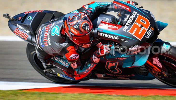 MotoGP 2019 GP d'Olanda: Quartararo mette in riga Vinales e centra la pole ad Assen. 7° Petrucci, male Dovizioso e Rossi - Foto 5 di 13