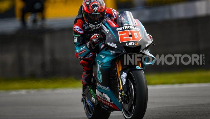 MotoGP 2019 GP d'Olanda: Quartararo mette in riga Vinales e centra la pole ad Assen. 7° Petrucci, male Dovizioso e Rossi - Foto 6 di 13