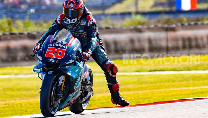 MotoGP 2019 GP d'Olanda, Assen: Vinales e la Yamaha al top nelle libere davanti a Quartararo e alle Ducati di Petrucci e Dovizioso, Rossi nono - Foto 4 di 13