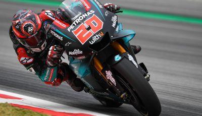 MotoGP 2019 GP di Spagna: Quartararo beffa Marquez e centra la pole a Barcellona, quinto Rossi davanti a Dovizioso