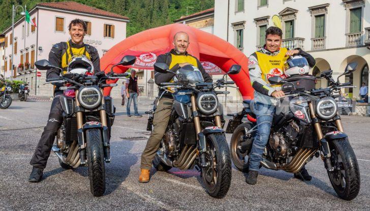 La nostra 20.000 Pieghe: un viaggio di passione con una Honda CB650R - Foto 3 di 31