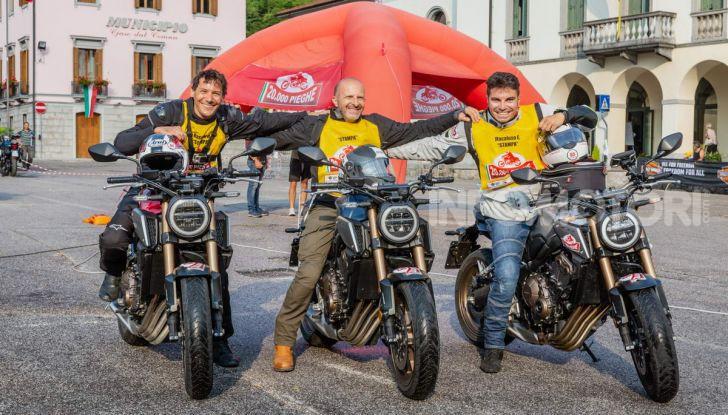 La nostra 20.000 Pieghe: un viaggio di passione con una Honda CB650R - Foto 4 di 31