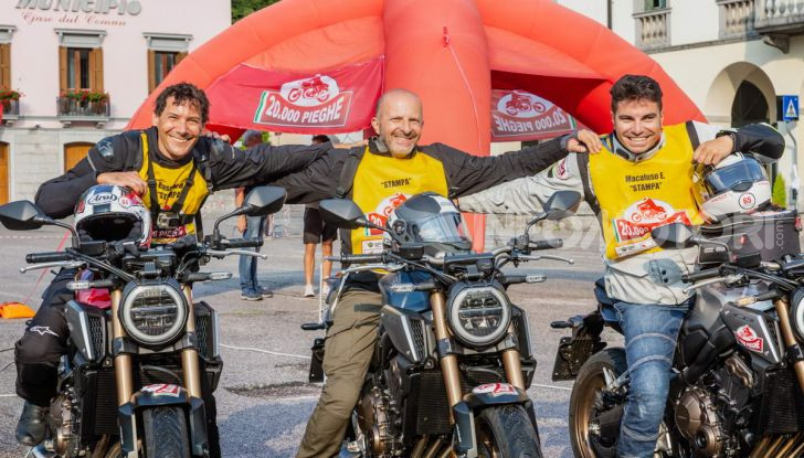 La nostra 20.000 Pieghe: un viaggio di passione con una Honda CB650R - Foto 5 di 31