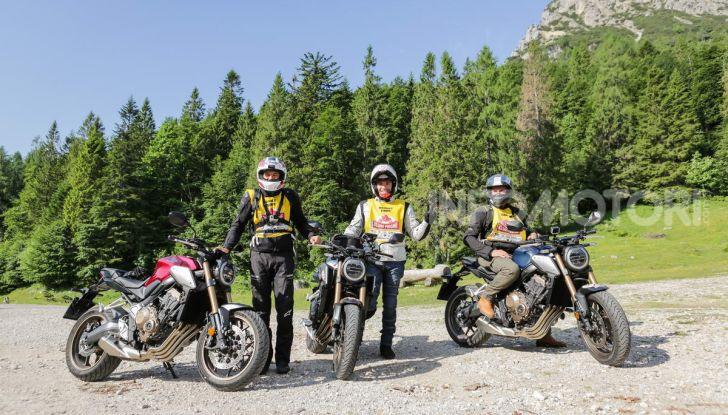 La nostra 20.000 Pieghe: un viaggio di passione con una Honda CB650R - Foto 6 di 31