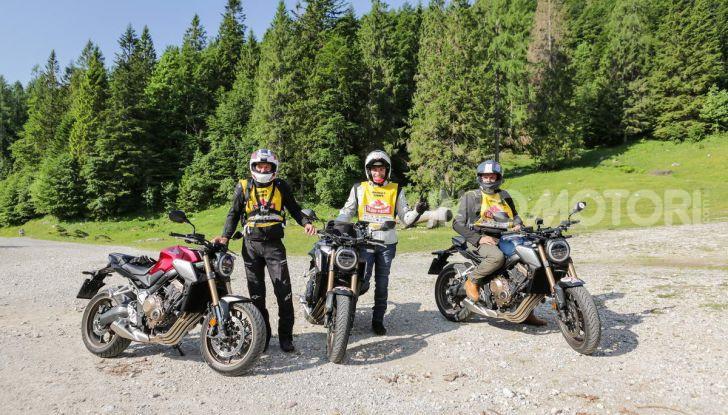 La nostra 20.000 Pieghe: un viaggio di passione con una Honda CB650R - Foto 7 di 31