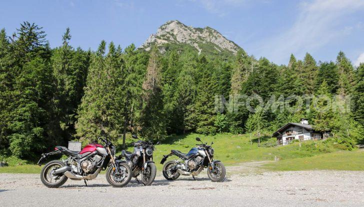 La nostra 20.000 Pieghe: un viaggio di passione con una Honda CB650R - Foto 10 di 31