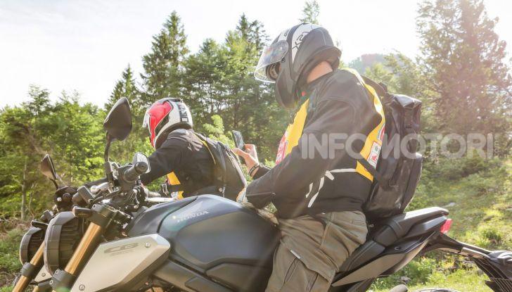 La nostra 20.000 Pieghe: un viaggio di passione con una Honda CB650R - Foto 11 di 31