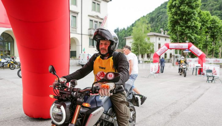 La nostra 20.000 Pieghe: un viaggio di passione con una Honda CB650R - Foto 12 di 31
