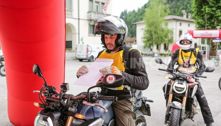 La nostra 20.000 Pieghe: un viaggio di passione con una Honda CB650R - Foto 14 di 31