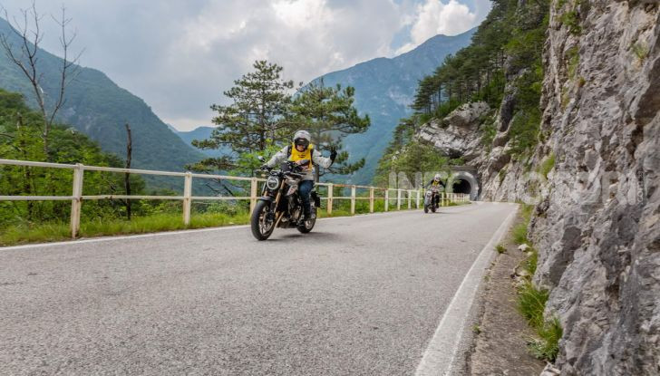 La nostra 20.000 Pieghe: un viaggio di passione con una Honda CB650R - Foto 15 di 31
