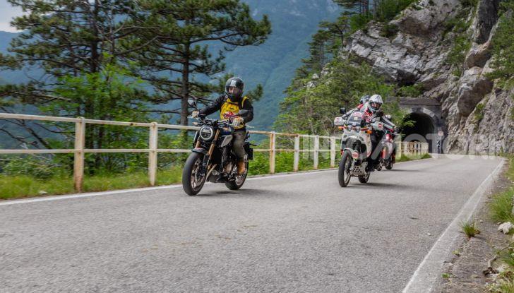 La nostra 20.000 Pieghe: un viaggio di passione con una Honda CB650R - Foto 16 di 31