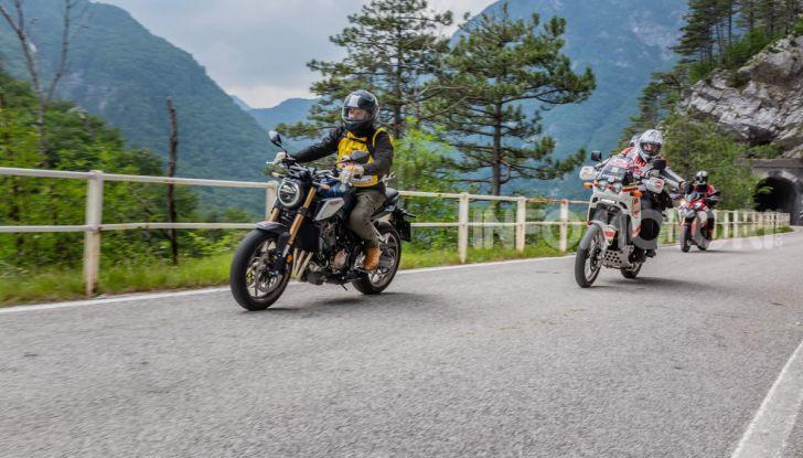 La nostra 20.000 Pieghe: un viaggio di passione con una Honda CB650R - Foto 17 di 31
