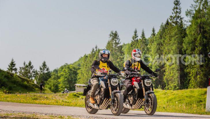 La nostra 20.000 Pieghe: un viaggio di passione con una Honda CB650R - Foto 19 di 31