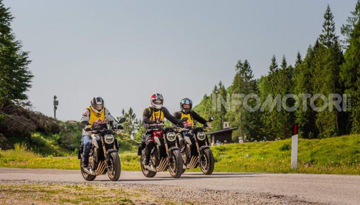 La nostra 20.000 Pieghe: un viaggio di passione con una Honda CB650R - Foto 20 di 31