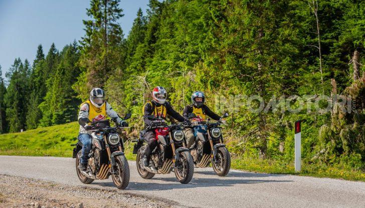 La nostra 20.000 Pieghe: un viaggio di passione con una Honda CB650R - Foto 21 di 31
